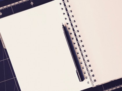 Fighting The Blank Page Syndrome