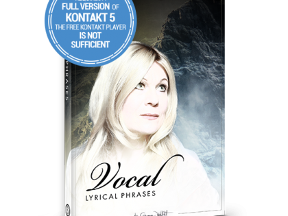 New Release | Lyrical Vocal Phrases
