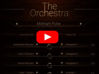 A quick look at The Orchestra by Daniel James