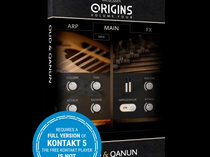 New Release | Origins Vol.4: Oud & Qanun