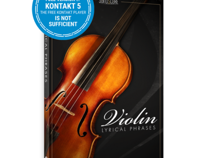Lyrical Violin Phrases | DEMO