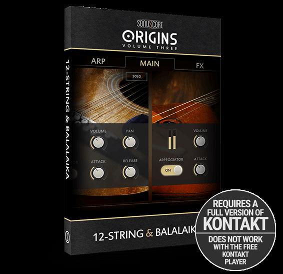 Origins Vol 3: 12-String & Balalaika
