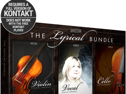 Now Available | The Lyrical Bundle