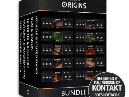 Now Available | Origins Bundle Vol.1-5