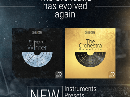 The Orchestra has evolved – again
