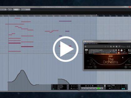 Screencast   The Orchestra Complete Demo
