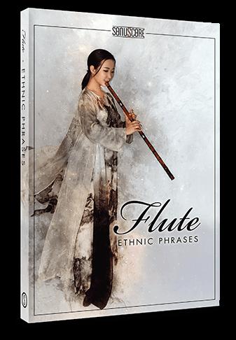 Ethnic Flute Phrases Packshot