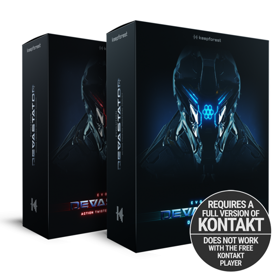 Keepforest Evolution: Devastator Full Edition