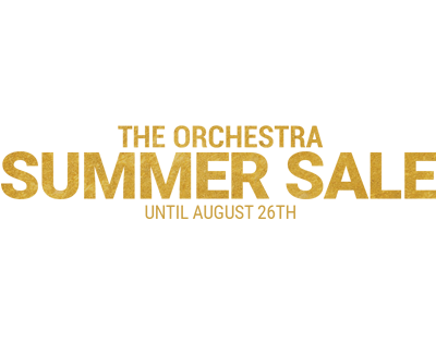 The Orchestra Summer Sale