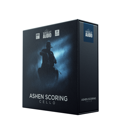 Wavelet Audio Ashen Scoring Cello Packshot