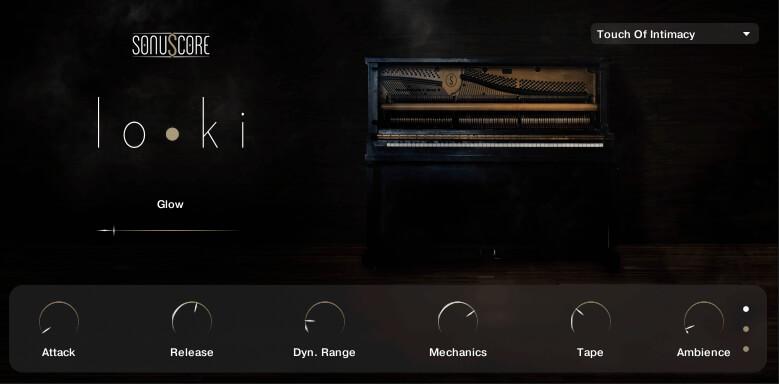 lo•ki screenshot