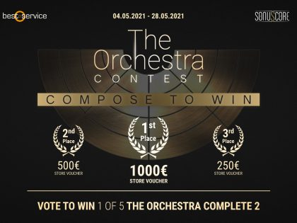 The Orchestra Composer Contest