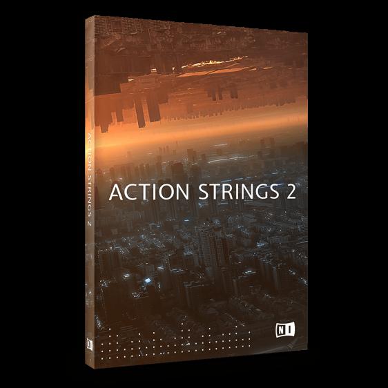 Sonuscore Native Instruments Action Strings 2 Product Packshot