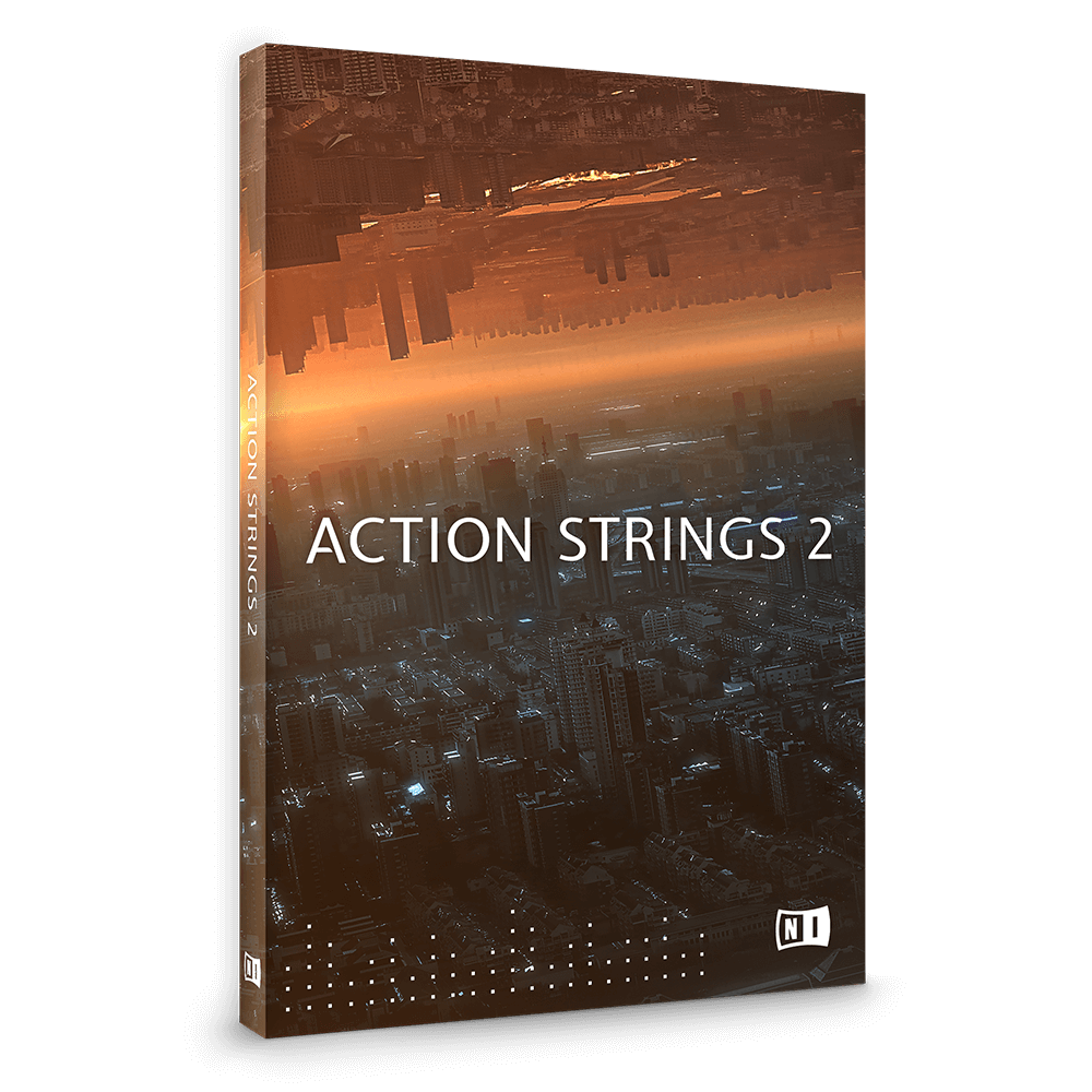 Sonuscore Native Instruments Action Strings 2 Product Packshot