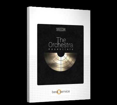 Sonuscore The Orchestra Essentials Cover